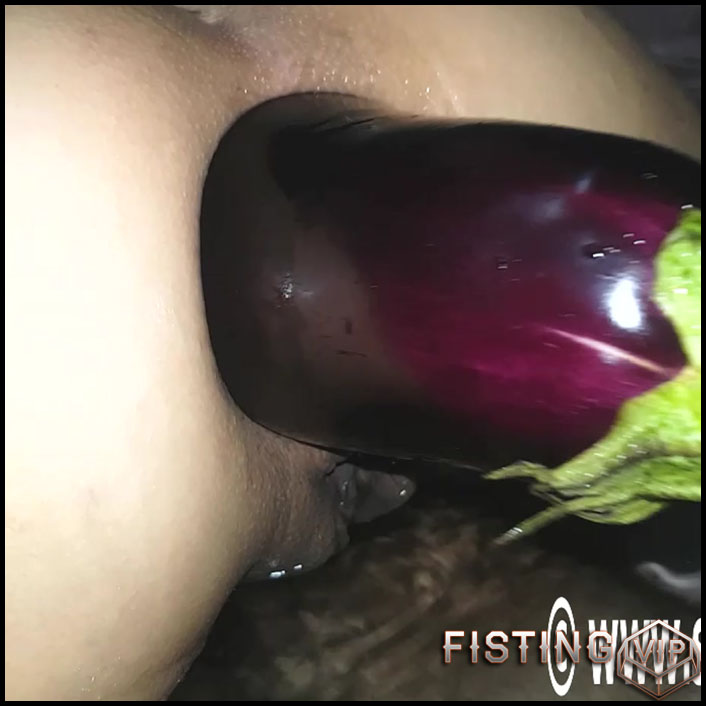 Hot girls anal eggplant Eggplant Anal Most Watched Adult Website Image